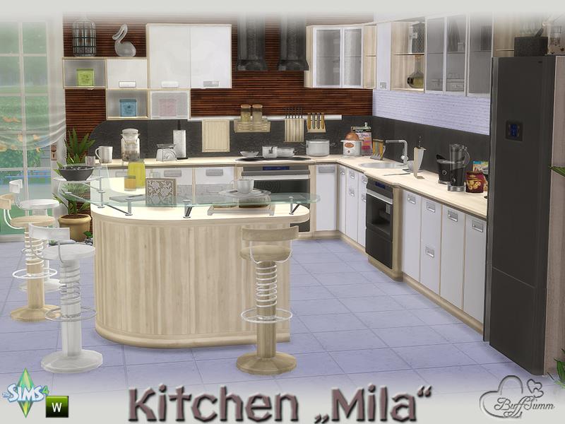Kitchen Mila