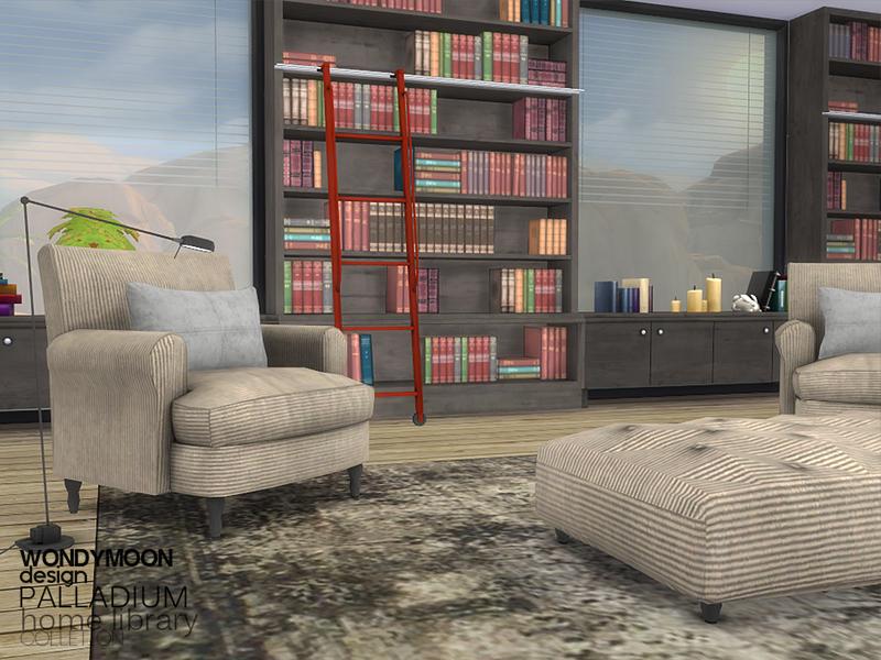 wondymoon's Palladium Home Library