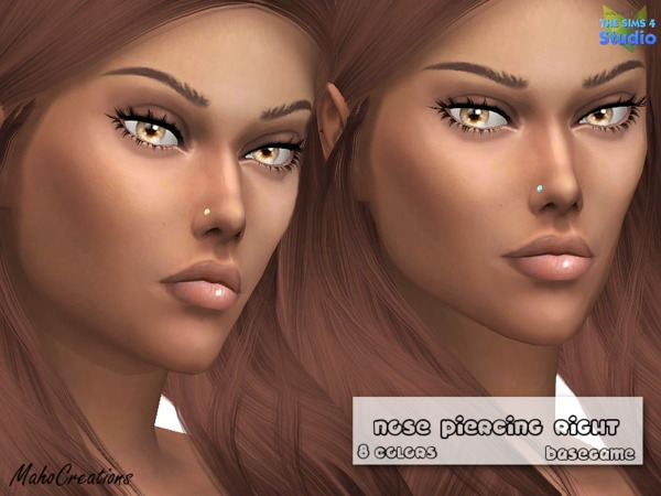 Mahocreations Nose Piercing Set