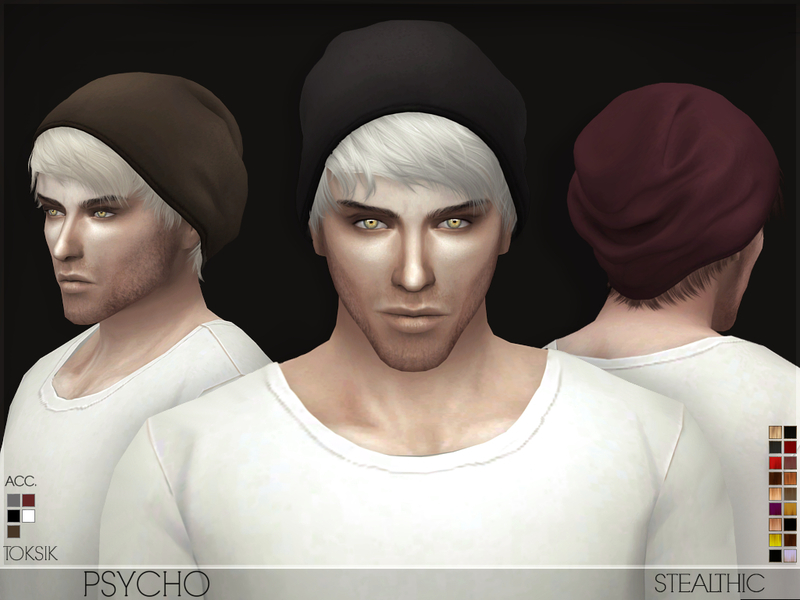 Stealthic Psycho Male Hair