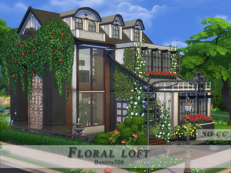 Danuta720 S Floral Loft