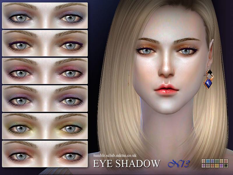 S Club Ll Ts4 Eyeshadow 13