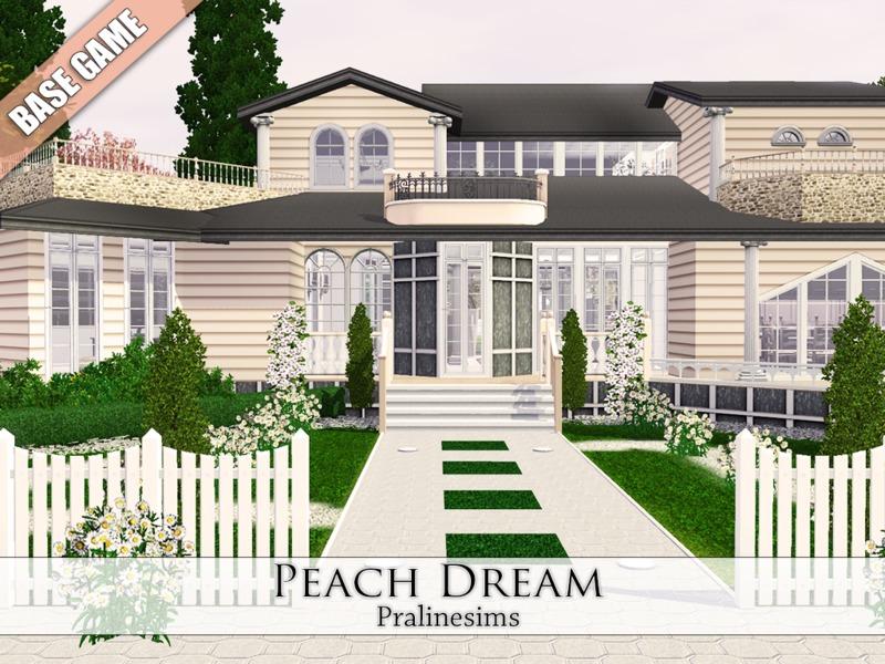 Pralinesims' Peach Dream