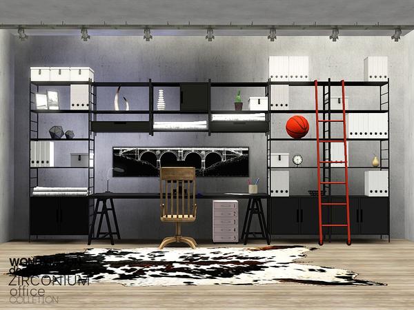 Zirconium Office by wondymoon