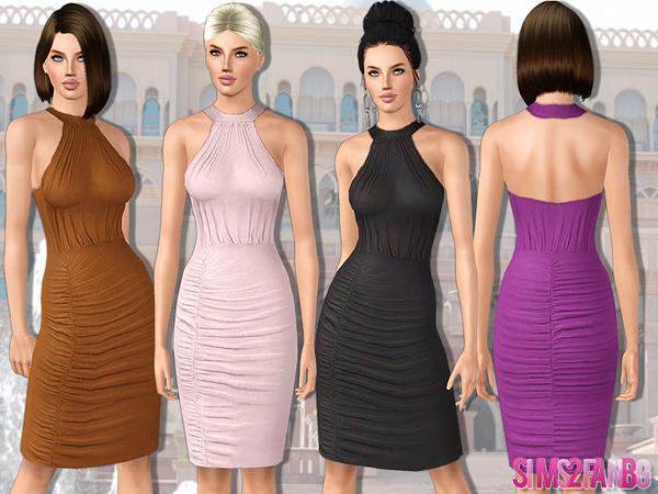 451 - Elegant dress by sims2fanbg