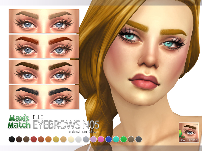 sims 4 custom content tumblr maxis match