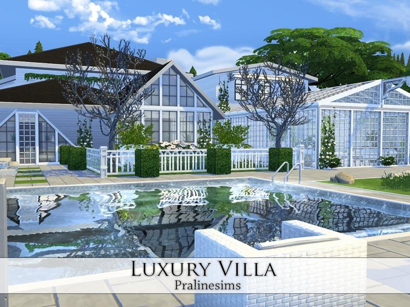 Pralinesims Luxury Villa