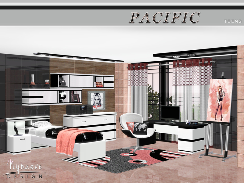 Nynaevedesign S Pacific Heights Teen Bedroom