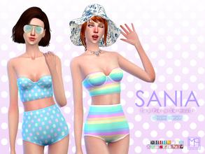6c82252f8a manueaPinny - Sania swimsuits set