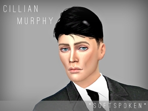 Sims 4 — Cillian Murphy by Softspoken2 — Hey everyone, this is my version of actor Cillian Murphy. Also, this is my first