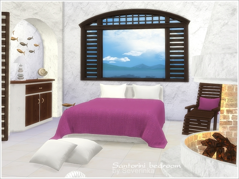 Santorini Bedroom