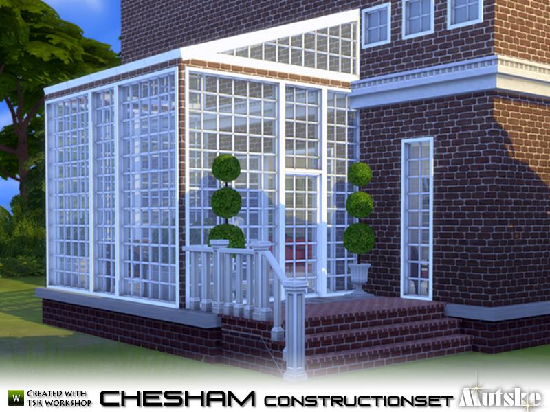 Mutske S Chesham Construtionset Part 3
