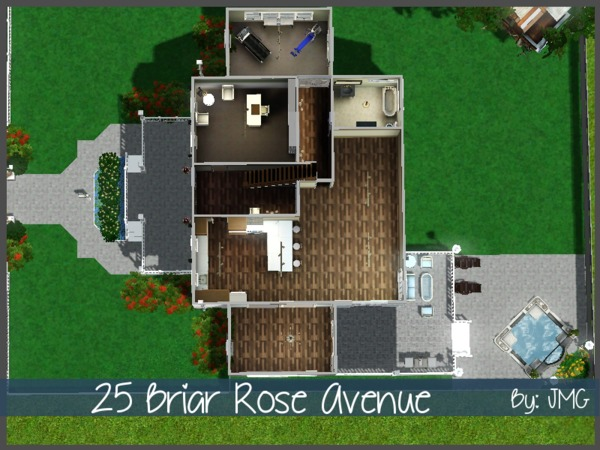Jmg 39 S 25 Briar Rose Avenue