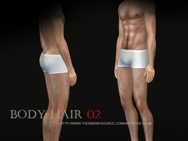 S Club Wm Thesims4 Body Hair 02