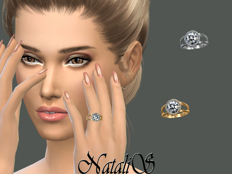 10 Wedding Ring The Sims 4