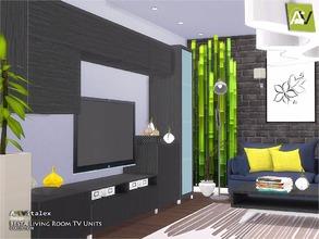 Delightful Ikea Inspired Besta Living Room.