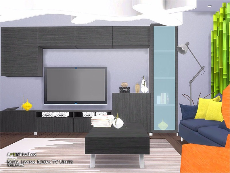 artvitalex 39 s besta living room tv units ikea inspired. Black Bedroom Furniture Sets. Home Design Ideas