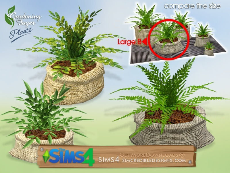Foyer Planta : Simcredible s gardening foyer plants plant large b