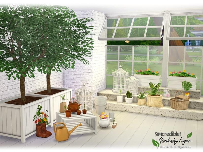 Foyer Planta : Simcredible s gardening foyer plants