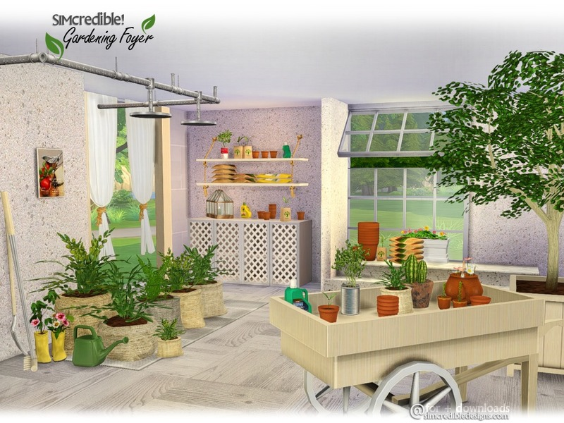 Foyer Plants : Simcredible s gardening foyer plants