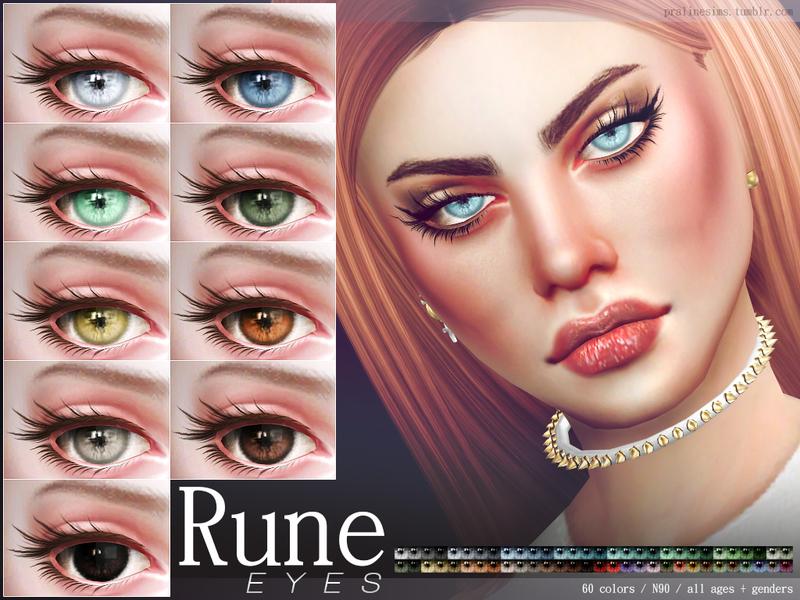 Pralinesims Rune Eyes N90