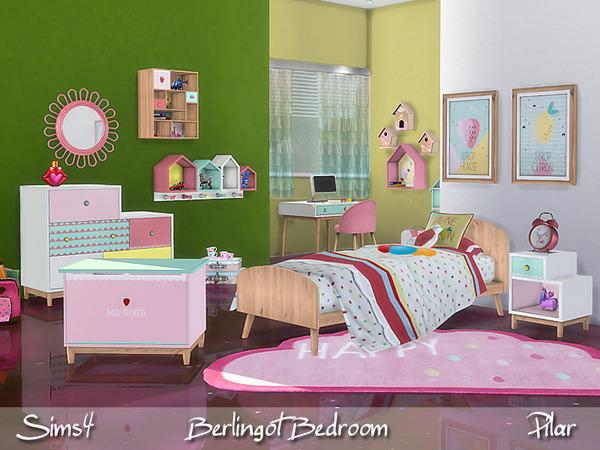 pilar 39 s berlingot bedroom. Black Bedroom Furniture Sets. Home Design Ideas