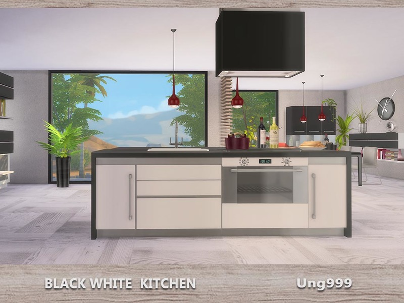 Sims  Kitchen Sets Free