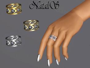 NataliS TS3 Cage And Crystals.