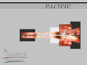 Sims 3 — Pacific Heights Wall Art by NynaeveDesign — Pacific Heights Living Room - Wall Art Located in: Decor - Paintings