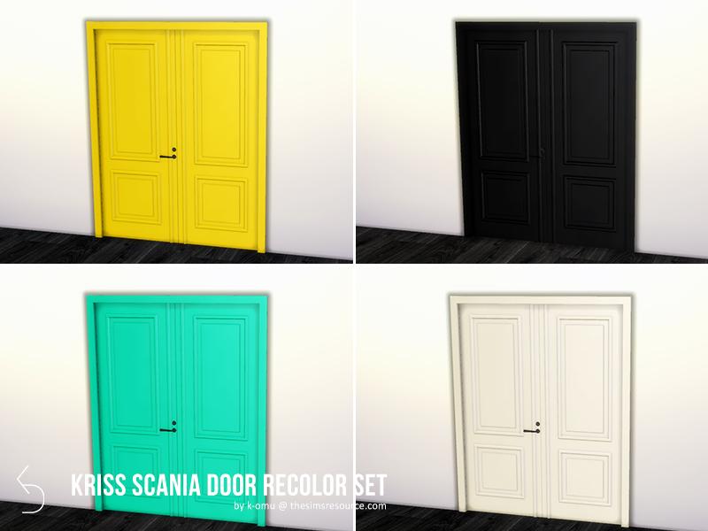 & k-omu\u0027s Kriss Scania Door Recolor Set Pezcame.Com