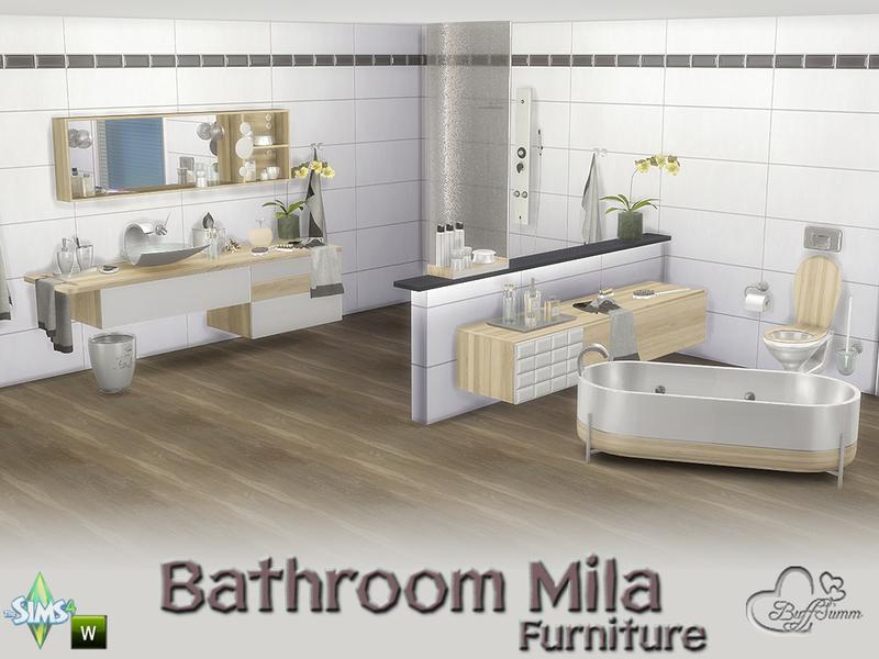 BuffSumm's Bathroom Mila