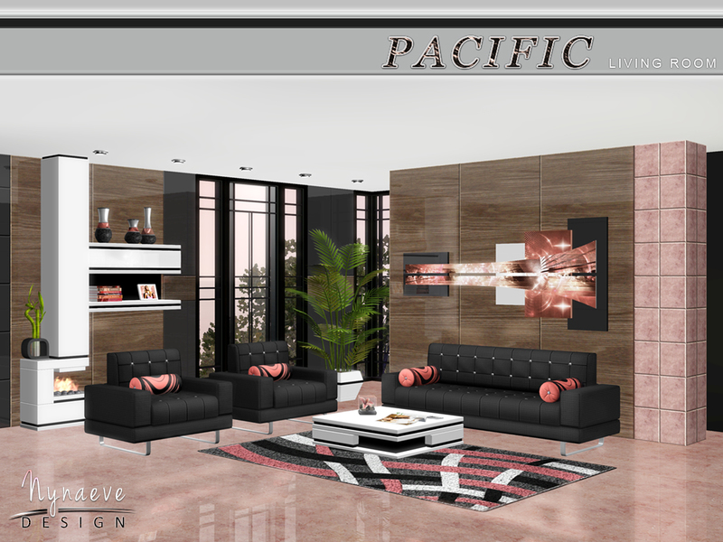 Pacific Heights Living Room