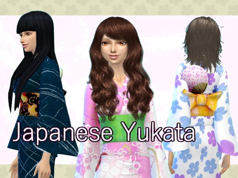 Arikasa S Japanese Yukata