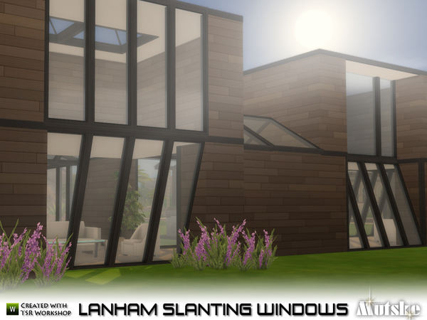 Mutske S Lanham Slanting Windows