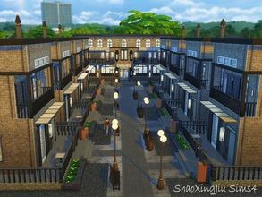 Sims 4 Community Lots - 'retro'