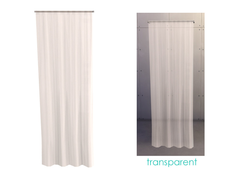 Sim Man123s Alira Curtains