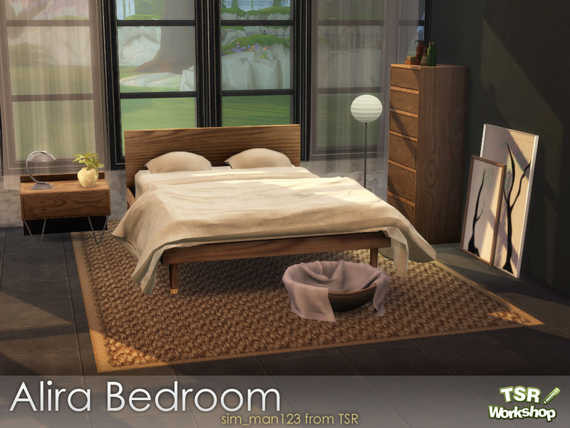 Sim man123 39 s alira bedroom for Bedroom simulator