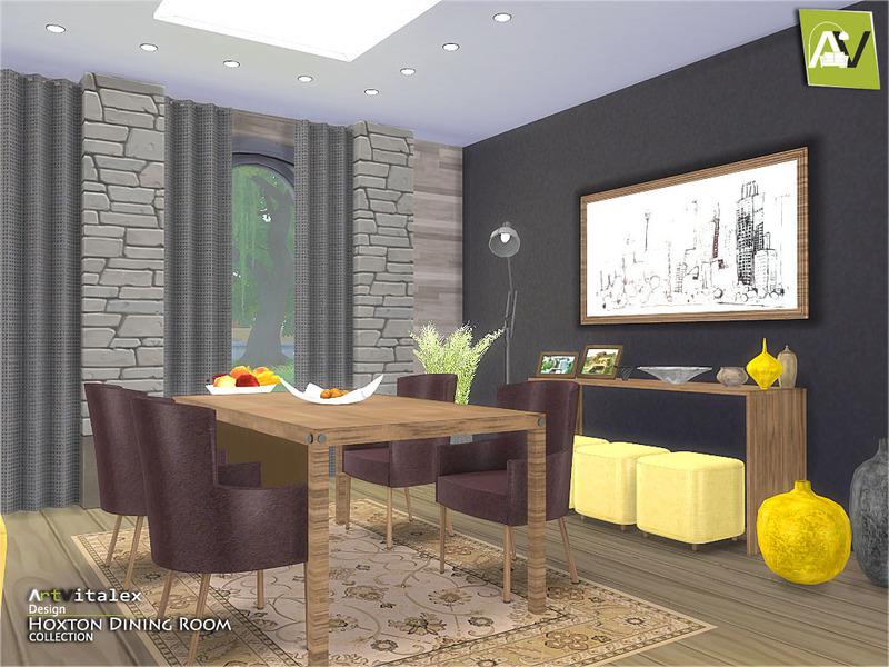 ArtVitalexs Hoxton Dining Room