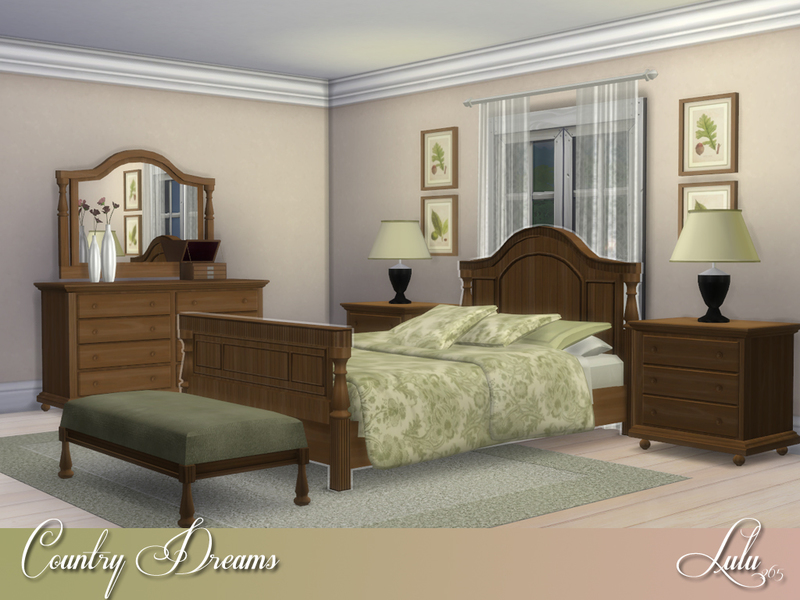 Lulu265\'s Country Dreams Bedroom