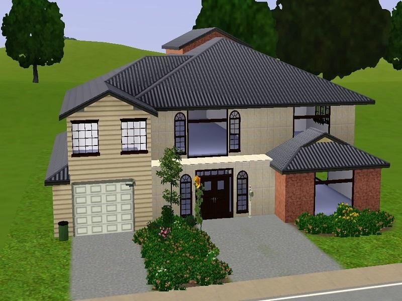 Analunam 39 s big family house for Big family house