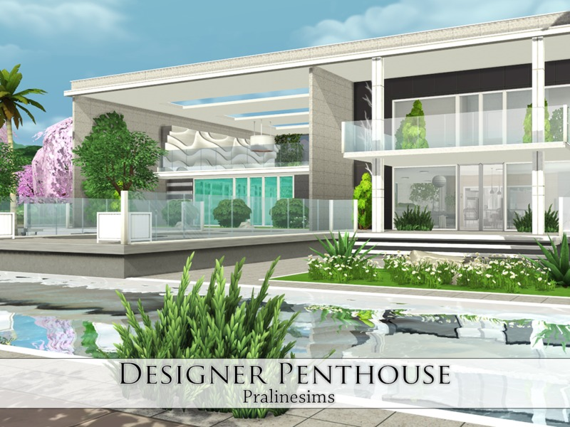 Designer Penthouse