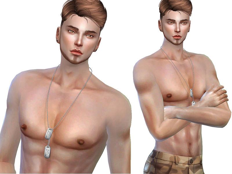 Gay sims skin