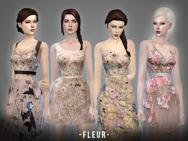 April-'s Fleur - collection