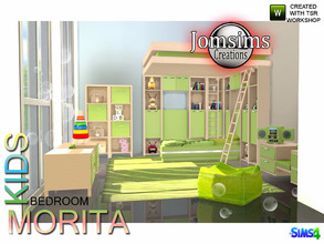 The Sims Resource Kid Bed Rooms Sets
