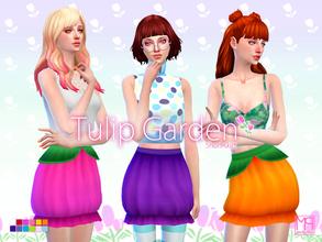 cb632b6bbf manueaPinny - Tulip garden set