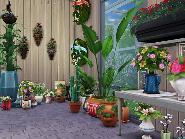 periwinkles 39 the magnolia flower shop no cc. Black Bedroom Furniture Sets. Home Design Ideas