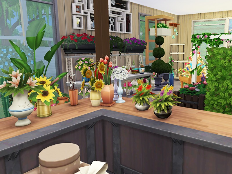 Periwinkles The Magnolia Flower Shop No Cc
