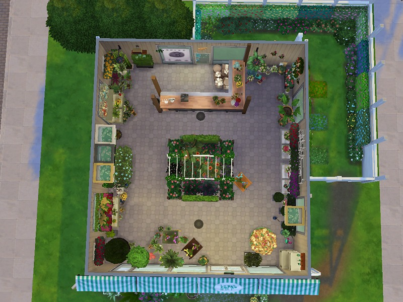 Periwinkles 39 the magnolia flower shop no cc for Flower shop design layouts