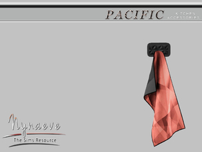 Sims 3 — Pacific Heights Kitchen Towel by NynaeveDesign — Pacific Heights Kitchen Accessories - Kitchen Towel Located in: