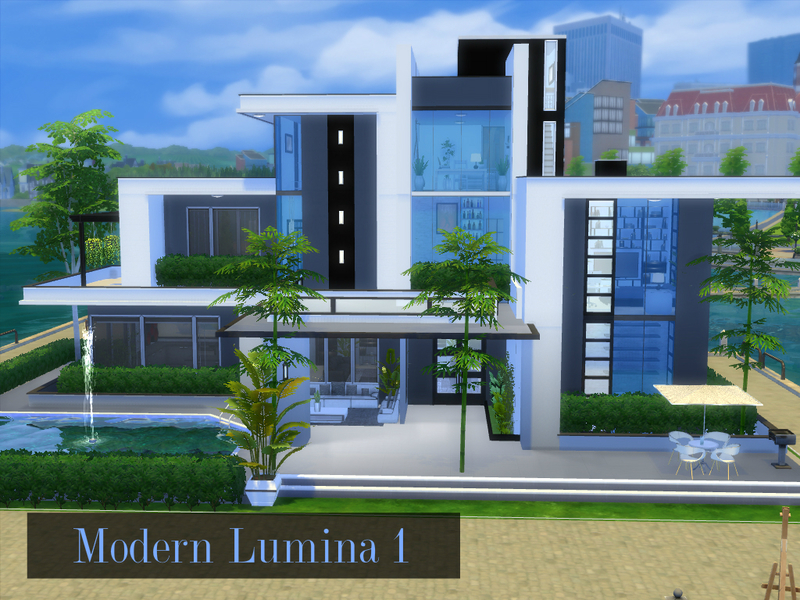 Johndu 39 s modern lumina 1 for Home design resources